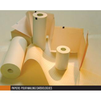 Papiers ECG Schiller
