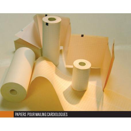 Papiers ECG Hewlett-Packard/Philips