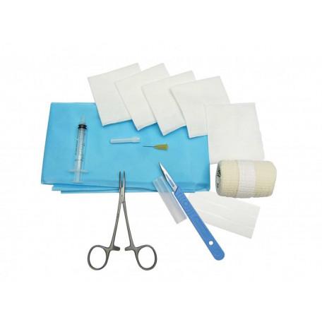 Set de retrait d'implant contraceptif par 40 uniés