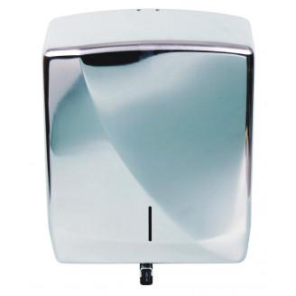Distributeur essuie-mains métal
