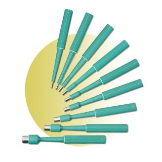 Punchs de biopsie miltex à usage unique. Par 20 unités