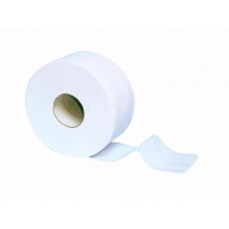 Papier hygiénique, jumbo 200 mètres, pure pâte