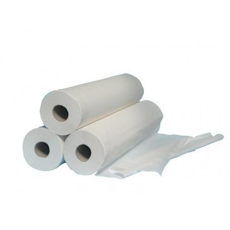 Drap 70x200 cm en pure ouate de cellulose.