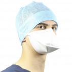 Masque de protection ( fab francaise) FFP2 EN149 NR D CAT III