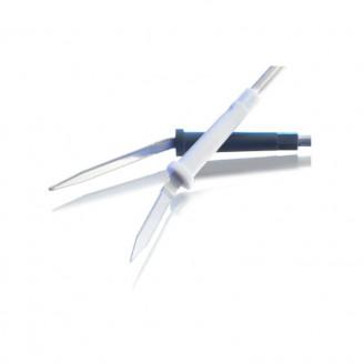 Electrodes à UU pour hyfrecator