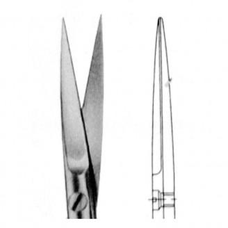 Ciseaux iridectomie