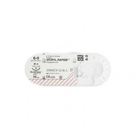 VICRYL™ RAPIDE (Polyglactine 910) tressé traité
