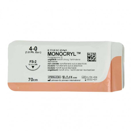 MONOCRYL™ (Polyglécaprone 25) Monofil