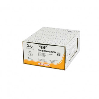Sutures ethilon/mersutures/ethibond tapercut