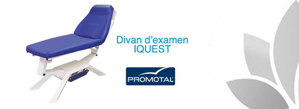Divan Iquest -Promotal